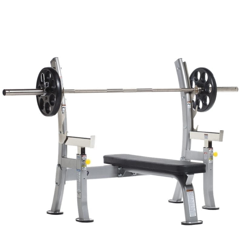 TuffStuff Evolution Olympic Bench with Safety Stoppers