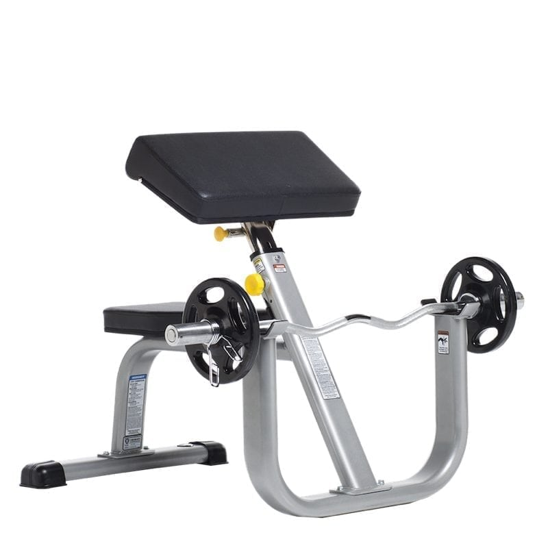 TuffStuff Seated Arm Curl Bench CAC-365