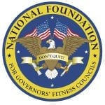 National Foundation For Governor's Fitness Councils - NFGFC-governor Logo