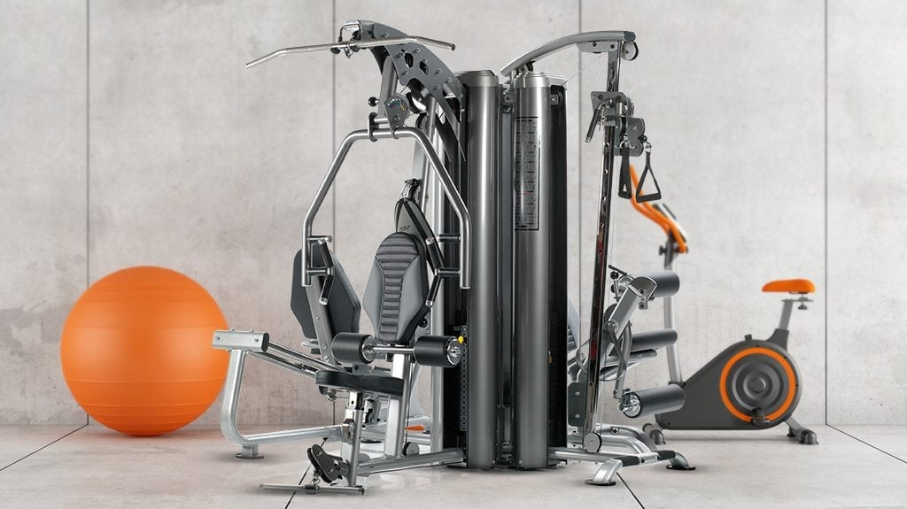 Apollo Strength Equipment Series by TuffStuff Fitness
