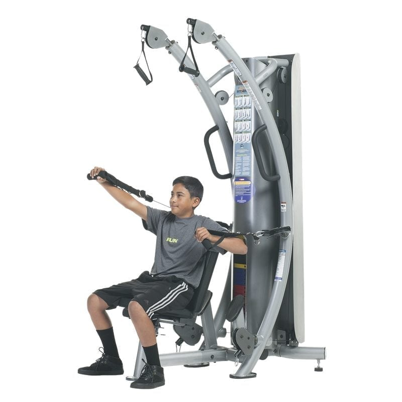Youth Fitness Compact Bench Trainer (KDS-SPT6X)