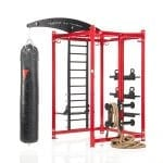 CT-4000 Battle Rope, Heavy Bag, Kettle Bell, Step Up