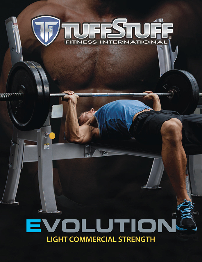 TuffStuff Evolution Strength Brochure