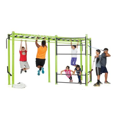 Youth Fitness Jungle Gym (KDS-Jungle)