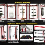 TuffStuff CT Fitness Training Modules and Optional Accessories