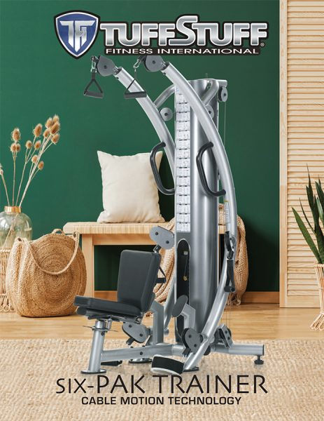 TuffStuff Six-Pak Functional Trainer Brochure