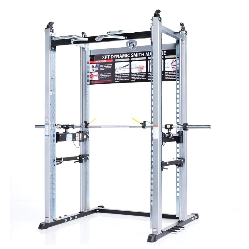 TuffStuff XPT-PRO Self-Spotting Power Cage
