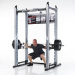 TuffStuff XPT-PRO Self-Spotting Power Cage - Squat