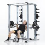 XPT-900 Sport Self Spotting Power Cage - Bench Press