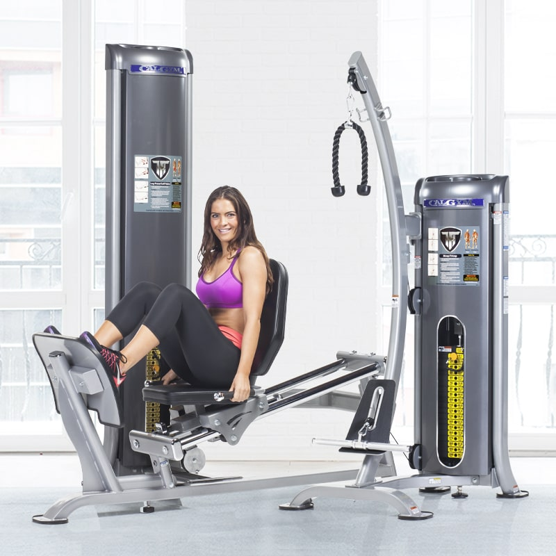 TuffStuff Fitness CalGym Strength Equipment
